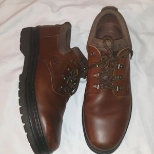 Timberland Leather Low Top  Boots Sz 10.5